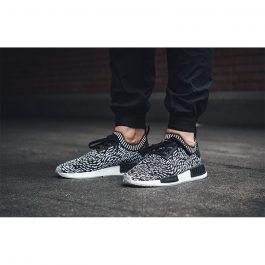 Giày Adidas NMD R1 ZeBra Black Chính Hãng Xách Tay Giá Rẻ Tp.HCM