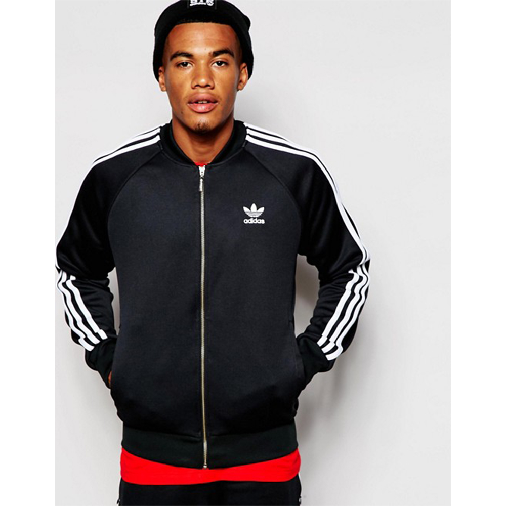 Áo Khoác Adidas Origianls Superstar Chính Hãng - Áo adidas 3 sọc tphcm