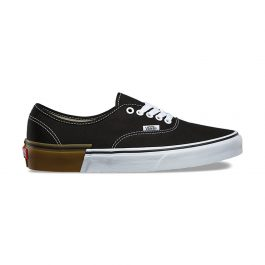 Giày Vans Authentic Chính Hãng - Vans Gum Block Authentic Real