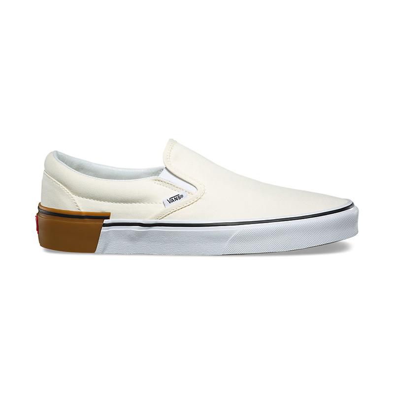 Giày Vans Slip-On Chính Hãng - Vans Gum Block Slip-On Real tại TpHCM