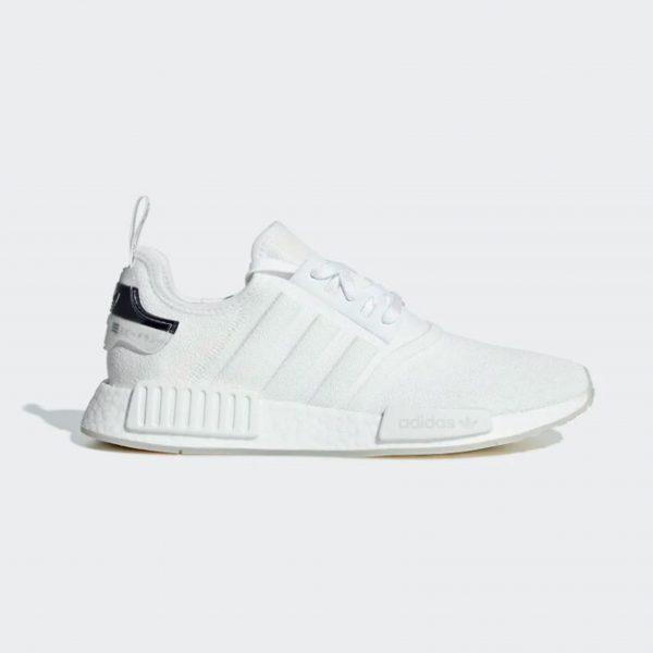 Giày Adidas NMD R1 All White Chính Hãng Tp.Hcm | Authentic