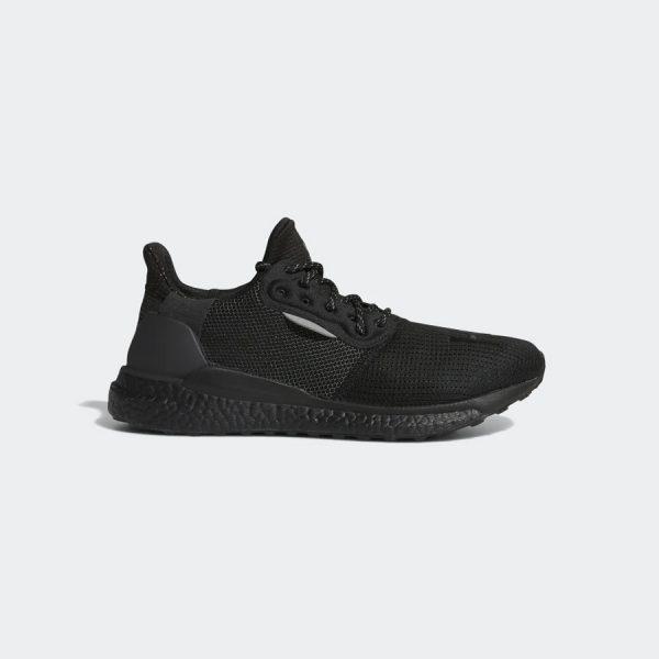 Adidas Solar Hu Glide Triple Black Chính Hãng   The Sneaker House