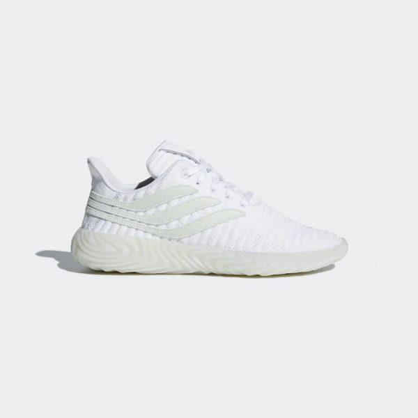 Giày Adidas Sobakov Triple White Chính Hãng | The Sneaker House | Authentic Sneaker