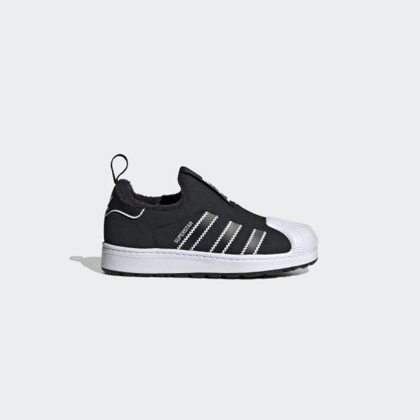 Giày Baby Adidas Superstar 360 WTR C Chính Hãng   BaloVNXK   Authentic Sneaker Baby   Việt Nam