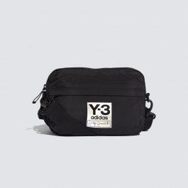 Túi Bao Tử Y-3 Sling Bag Chính Hãng | BaloVNXK | Authentic | Bảo Hành 365 Ngày