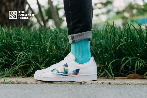 Adidas Superstar Chính Hãng   The Sneaker House   Sneaker Chính Hãng