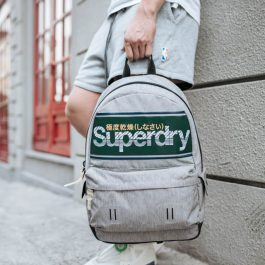 Superdry Striple Logo Montana Rucksack | BaloZone | Balo Superdry