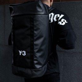 Y-3 Duffel Bag | BaloZone | Túi Trống Y-3 Chính Hãng | Túi Tập Gym