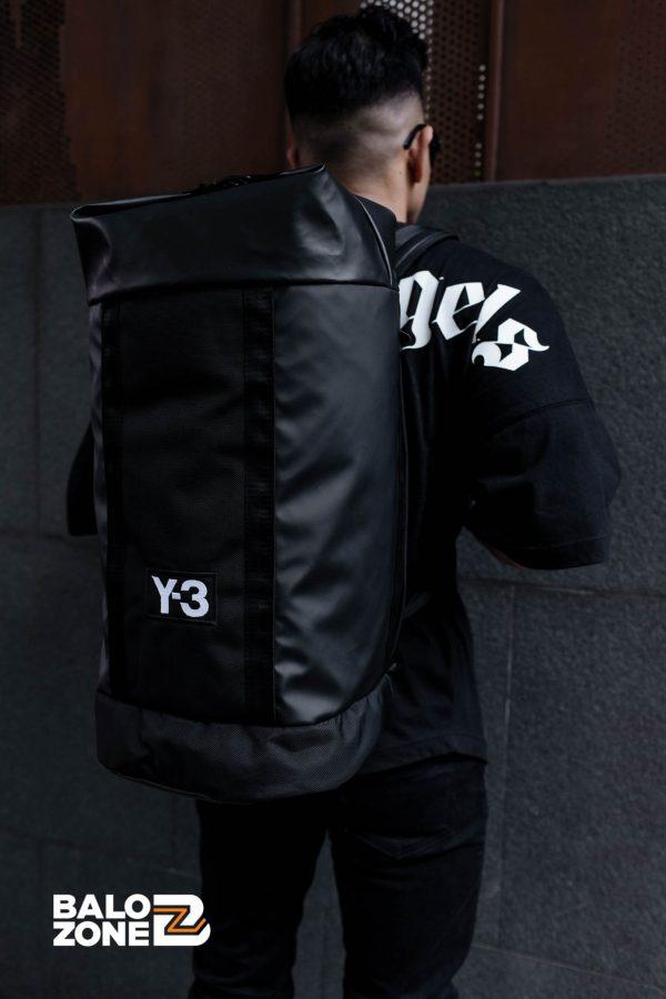Y-3 Duffel Bag   BaloZone   Túi Trống Y-3 Chính Hãng   Túi Tập Gym