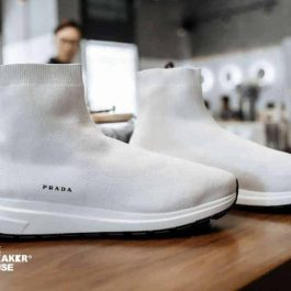 Prada Sock Sneaker | The Sneaker House | Prada Sneaker Authentic HCM