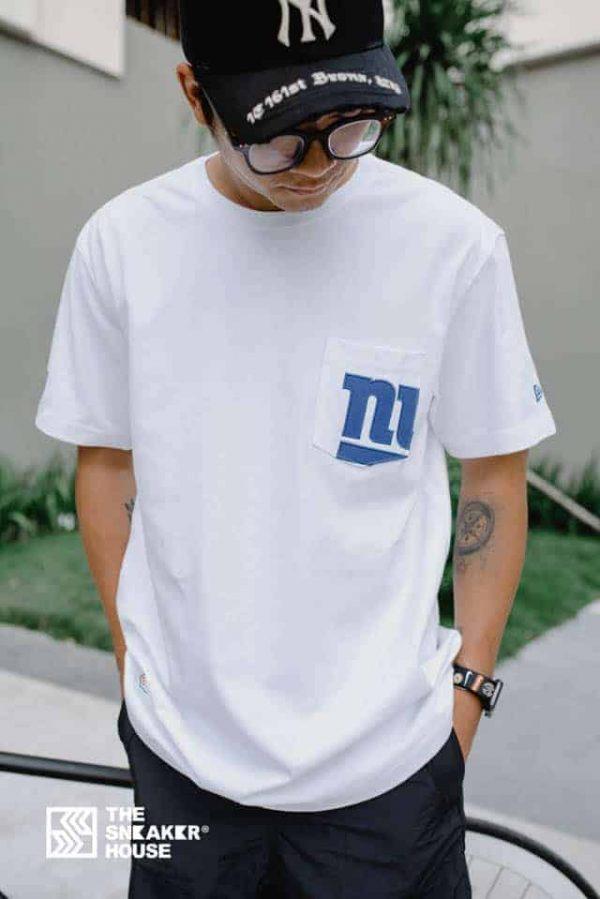 New Era T-Shirt Việt Nam | The Sneaker House | Áo Thun Chính Hãng HCM