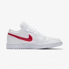Air Jordan 1 Low 'University Red' | The Sneaker House | Giầy Nike Jordan Chính Hãng