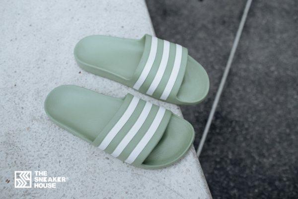 Adilette Aqua Slides | The Sneaker House | Dép Chính Hãng HCM| Giá Rẻ