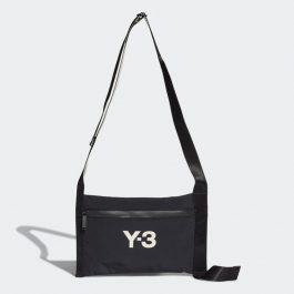 Y-3 CH3 Sacoche Bag | BaloZone | Túi Y-3 | Túi Chéo Chính Hãng