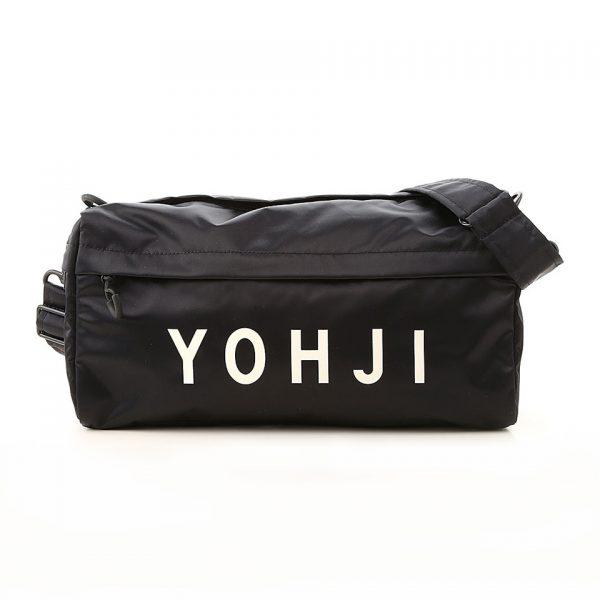 Y-3 Yohji Mini Bag Black   BaloZone   Y-3 Chính Hãng   Túi Trống Mini