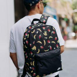 Nike Heritage Printed Backpack | BaloZone | Balo Nike | Chính Hãng