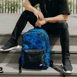 Nike Heritage Printed Backpack | BaloZone | Nike Backpack Việt Nam