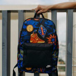 Nike Heritage Printed Backpack | BaloZone | Balo Nike Việt Nam