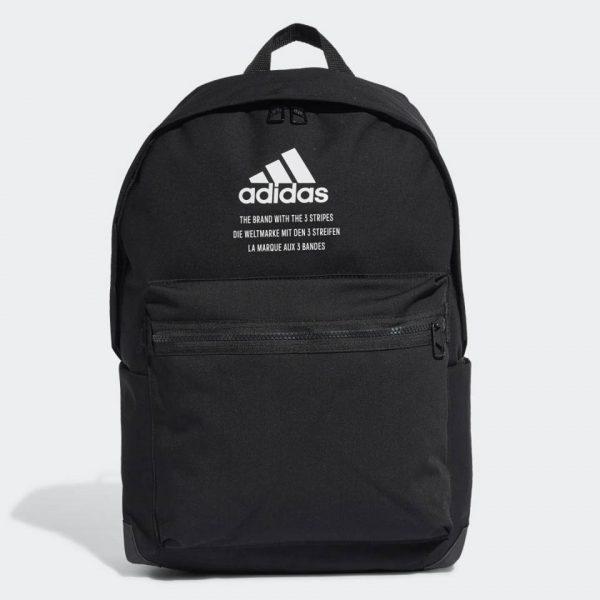 Classic Twill Fabric Backpack | BaloZone | Balo Chính Hãng