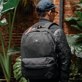 Vans Old Skool Backpack   BaloZone   Balo Chính Hãng